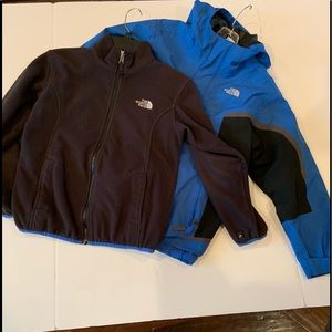 The North Face | triclimate jacket | boys M 10-12